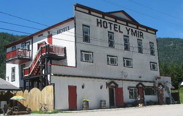 Ymir Bc Hotel