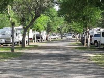 Campground In Kerrville Schreiner Park In Kerrville Texas
