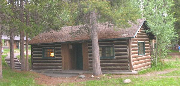 lodging national yellowstone tetons teton park cabins grand cabin